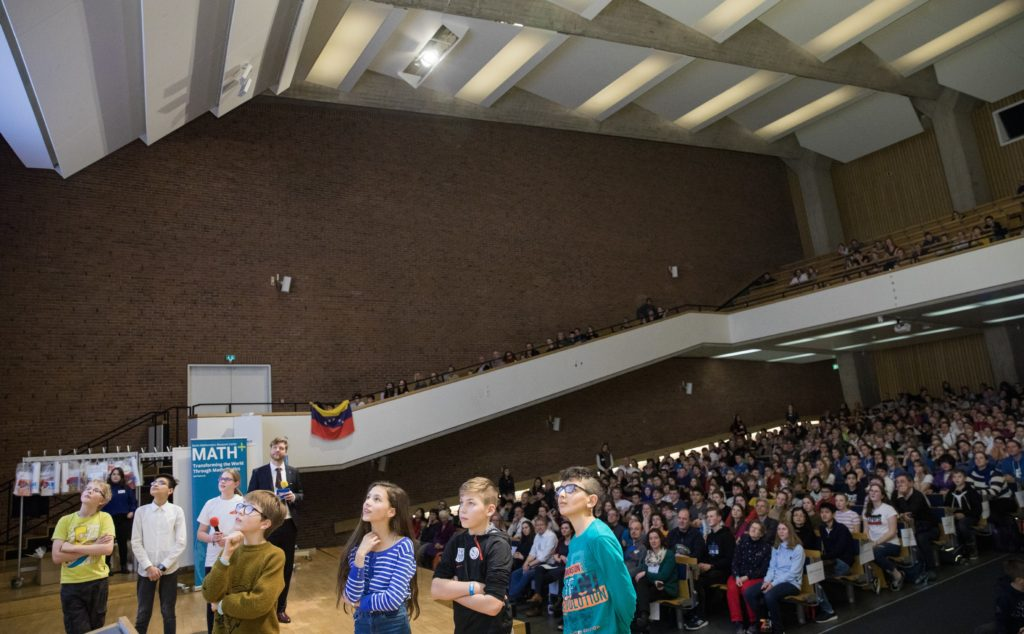 25. Januar 2020, Berlin, Deutschland,  Mathekalender-Preisverleihung am 25. Januar 2020 [Foto: KAY HERSCHELMANN Telefon:+49 (0)30-2927537 Mobil: +49 (0)171 26 73 495 email: Kay.Herschelmann@t-online.de]